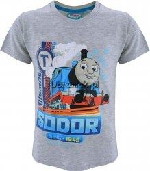 T-shirt Tomek i Przyjaciele Sodor szary