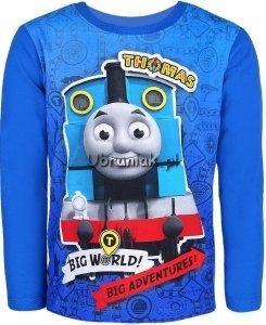 Bluzka Tomek i przyjaciele niebieska