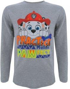 Bluzka Psi Patrol Marshall szara