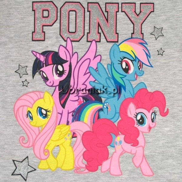 Bluzka My Little Pony szara