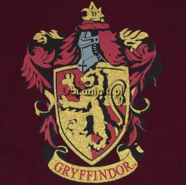 Bluza Harry Potter Hogwarts bordo