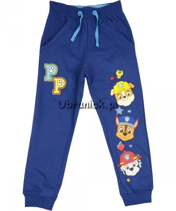 Spodnie dresy Psi Patrol  Trio