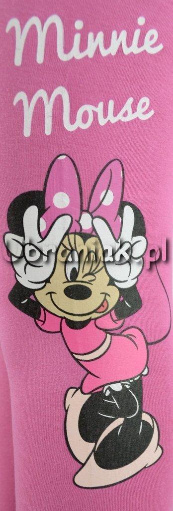 Legginsy Myszka Minnie różowe
