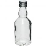 Butelka Maluch z zakrętką 50 ml - 10 szt.