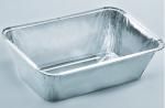 Forma aluminiowa prostokątna 1000ml 25szt.