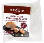Do mięs dojrzewających kultury bakterii - 2 g