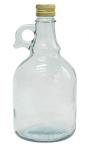 Butelka Gallone z zakrętką 1 l
