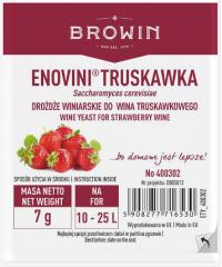 Drożdże suszone ENOVINI Truskawka 7 g