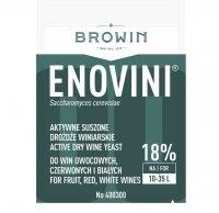 Drożdże winiarskie Enovini 18 % - 7g