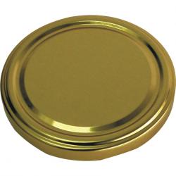 Zakrętka fi82/4 złota - 1szt.