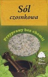 Sól czosnkowa - 90g - Dary Natury