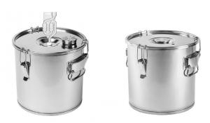 Pojemnik do fermentacji - stal nierdzewna 18l