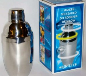 Shaker do drinków 0,55 l