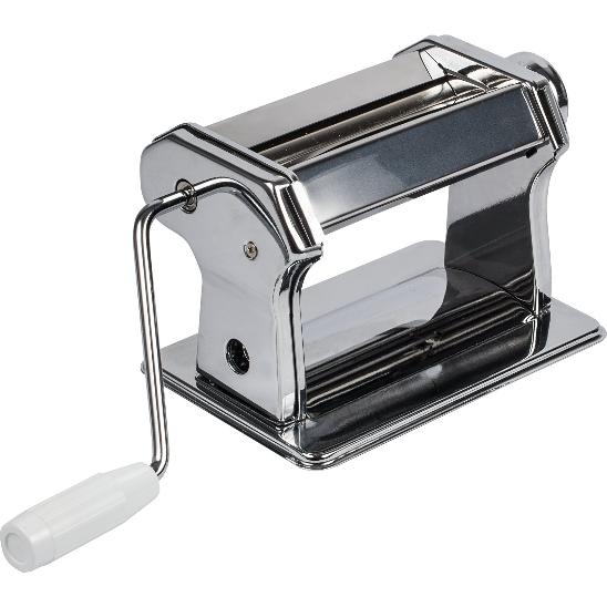 Maszynka do makaronu-ręczna, szer. 150mm - srebrna