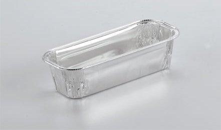 Forma aluminiowa prostokątna 500ml 25szt.