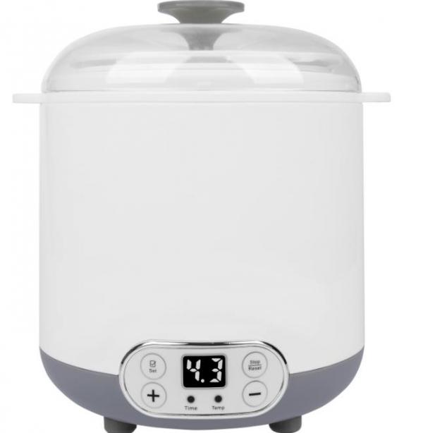 Sero-jogurtownica z termostatem 1,5 L