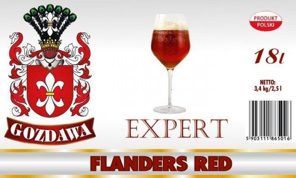 Gozdawa Expert 3,4kg Flanders Red