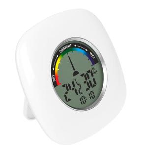 Elektroniczna stacja pogody - termometr/higrometr