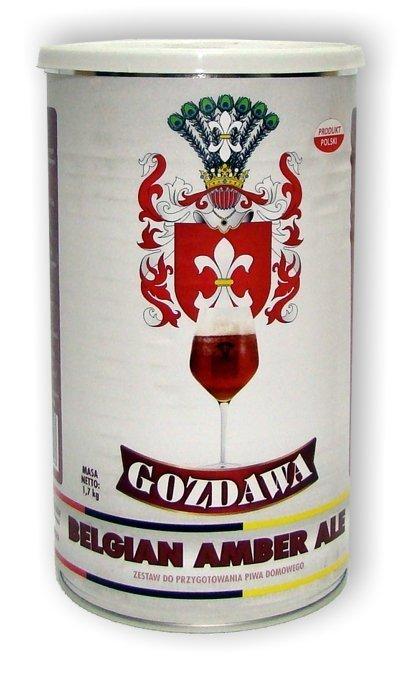 Belgian Amber Ale 1,7kg - Gozdawa