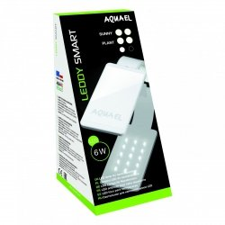 Aquael Leddy Smart 2 Plant White 6W Piękna