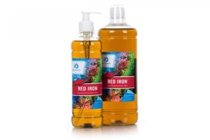Aqua Elements Red Iron 500 Ml Nawóz Z Żelazem Wybarwia