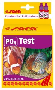Sera Test Na Fosforany Phosphate Test PO4 15ml
