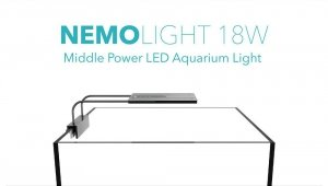 Nemolight Aqua Fresh 18W Led Planted Version