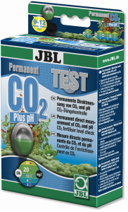 JBL Test CO2/PH stały test CO2 indykator