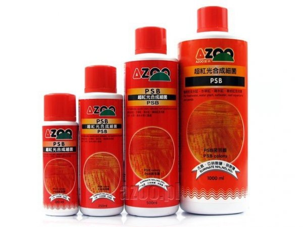 Azoo Super Psb 500 Ml Usuwa Nh3, No2, No3
