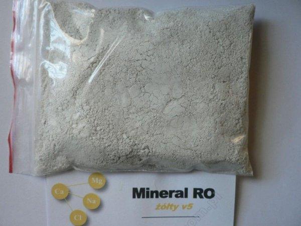 Mineralizator Wody Ro V5 Żółty Wodna Kraina