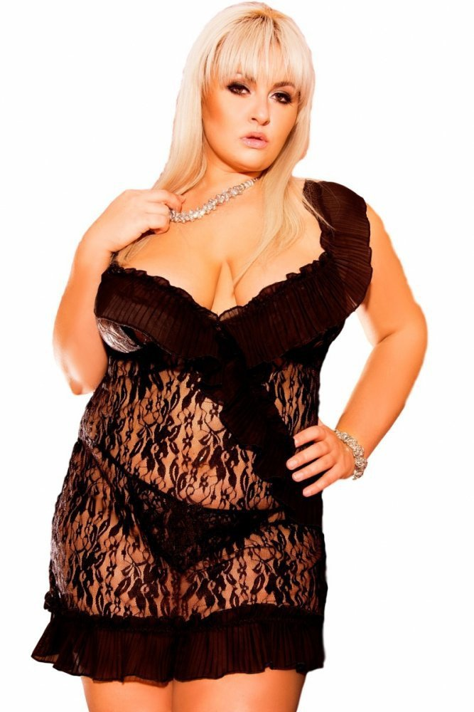 37f3118d70a Andalea Amanda Košilka - Erotické košilky - Erotické spodní prádlo