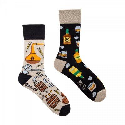 Spox Sox Whisky Ponožky