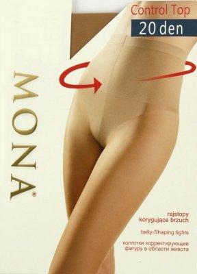 Mona Control Top 20 Punčochové kalhoty