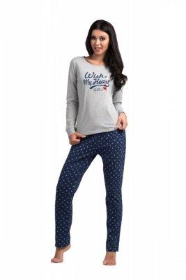 Rossli SAL-PY-1025 Dámské pyžamo