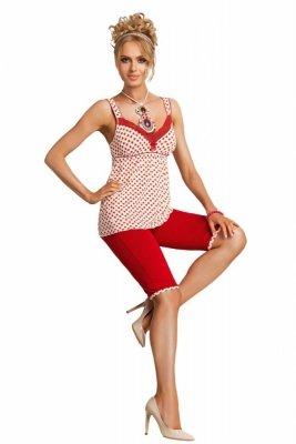 Donna Candy 3/4 Dámské pyžamo