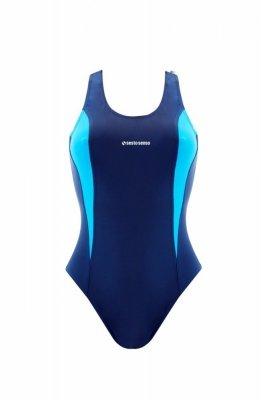 Sesto Senso BD 730 tmavě modrý Dámské plavky