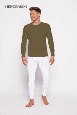 Henderson BT-104 2149-80615 Olivové Pánské tričko