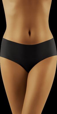 Wol-Bar Eco-Es Černé kalhotky