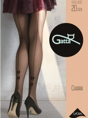 Gatta Chiara 04 Punčochové kalhoty