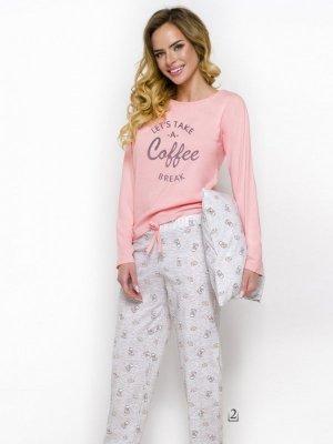 Taro Maja 2226 AW/18 K2 Růžové Dámské pyžamo