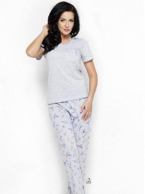 Taro Ola 2231 AW/18 K2 Šedé Dámské pyžamo
