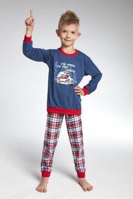 Cornette 593/76 Ambulance jeans Chlapecké pyžamo