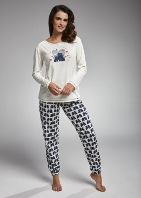 Cornette Two Cats 685/160 Dámské pyžamo