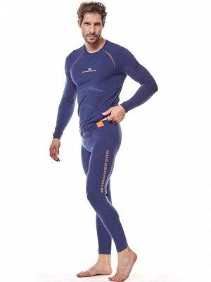 Henderson Safe 22970-59X Tmavě modré Spodní kalhoty