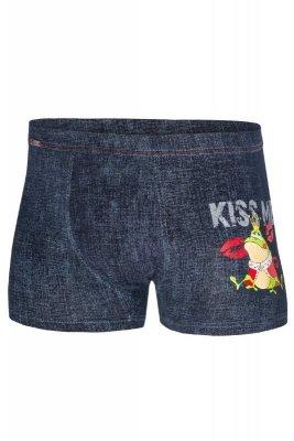 Cornette Valentýnské Kiss Me 2 Pánské boxerky