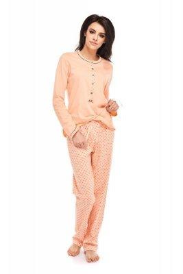 Betina Penelope 158 Lososové dl. rukáv Dámské pyžamo