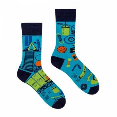 Spox Sox Fitness Ponožky