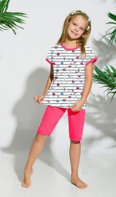 Taro Amelia 2203 122-140 Dívčí pyžamo