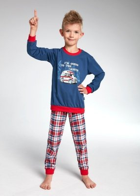 Cornette Kids Boy 593/76 Ambulance Chlapecké pyžamo
