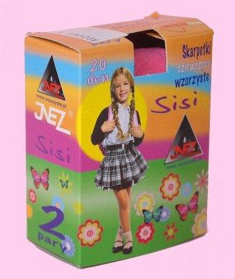 Inez Sisi 20 den A'2 Dívčí ponožky